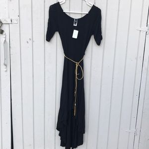 NWT - Windsor Black Dress